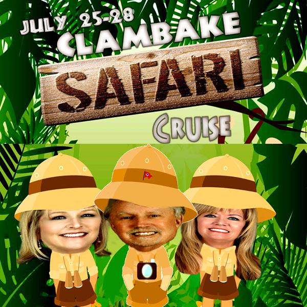 Clambake Safari Cruise