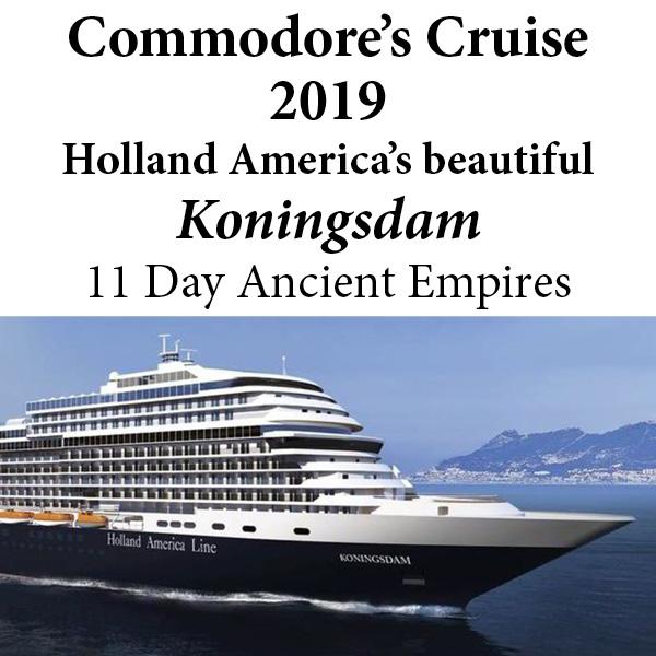 2019 Commodore's Cruise