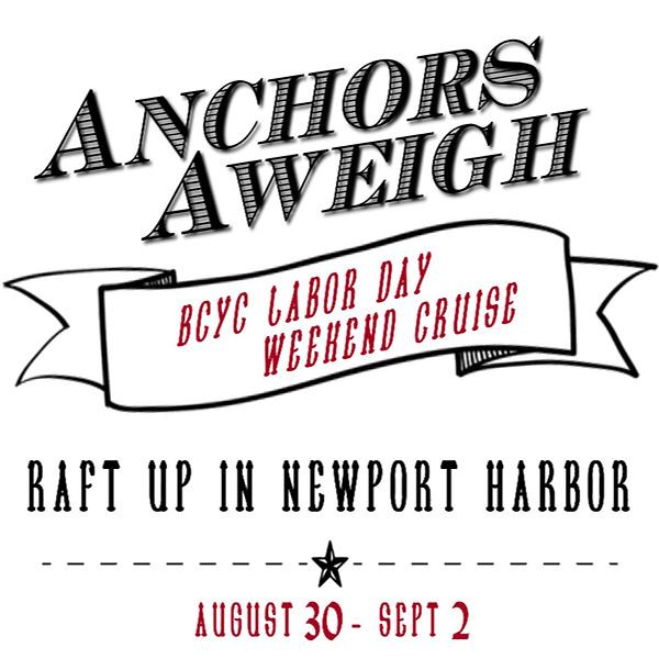 Newport Harbor Raft Up
