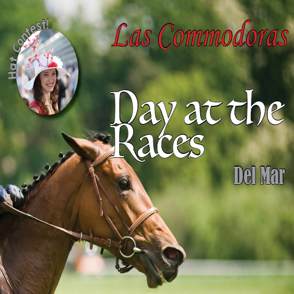Las Commodoras Day at the Races
