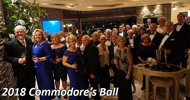 2018 Commodore's Ball 2