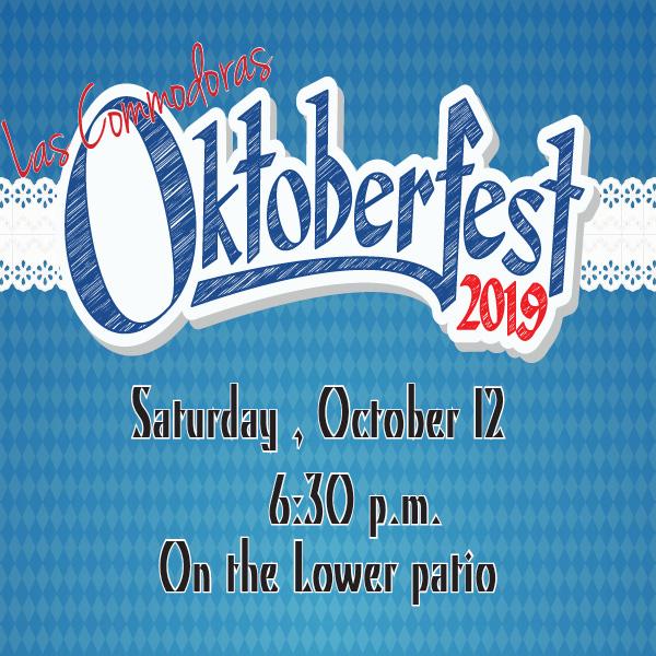 Las Commodoras Oktoberfest