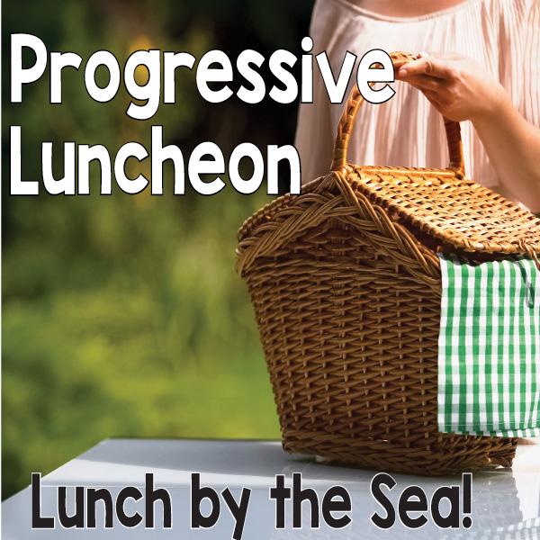 Las Commodoras Progressive Lunch