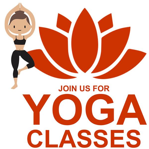 Yoga Classe in October